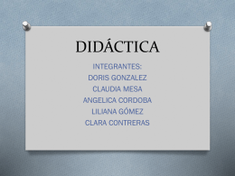 DIDACTICA