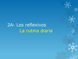 2A- Los reflexivos