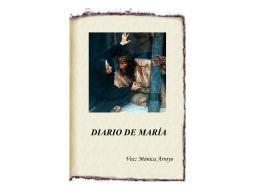 DIARIO DE MARIA - Mariologia Maria Virgen Guadalupe