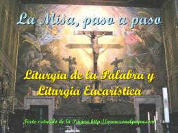 Diapositiva 1 - Pater Noster
