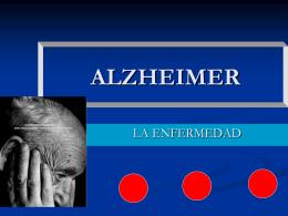 ALZHEIMER - geriatria2ceavegamedia