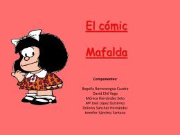 El comic Mafalda