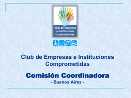 Club de Empresas Comprometidas con la Discapacidad