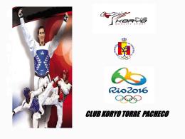 CLUB KORYO TORRE PACHECO