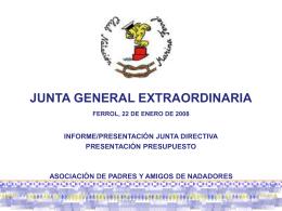 Diapositiva 1 - Club Marina Ferrol