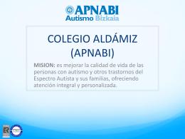 CLUB DE LECTURA FACIL COLEGIO ALDAMIZ(APNABI)