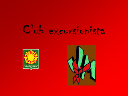 Club excursionista