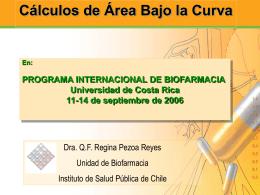 Programa Internacional de Biofarmacia 2006