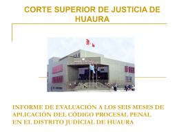 Diapositiva 1 - .:: Poder Judicial del Per&#250
