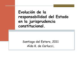 Diapositiva 1 - Poder Judicial | Santiago del Estero