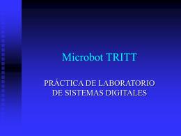 Microbot TRITT