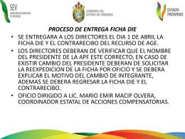 Diapositiva 1 - ZONA 085 | COSCOMATEPEC …