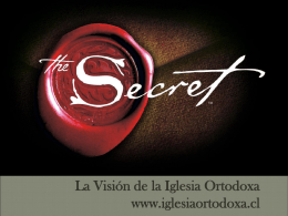 Diapositiva 1 - Iglesia Ortodoxa