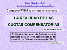 Diapositiva 1 - AJR COMERCIO EXTERIOR