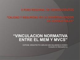 """II FORO REGIONAL DE HIDROCARBUROS """"CALIDAD Y …"""