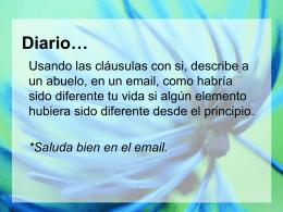 Diario…