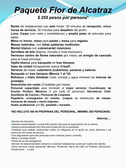 Diapositiva 1 - Bodas.com.mx