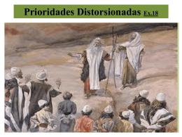 Prioridades Distorsionadas Ex.18