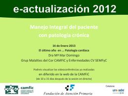 Diapositiva 1 - CAMFiC MANAGER