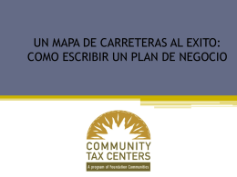 Community Tax Centers