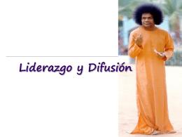 LIDERAGO Y DIFUSION