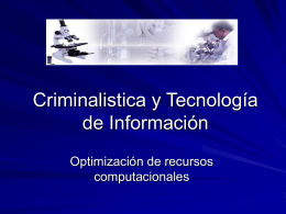 Criminalistica y TI - Pagina del servidor yaqui