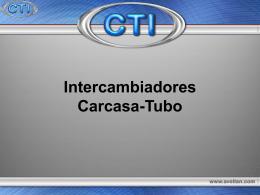 Intercambiadores Carcasa-Tubo