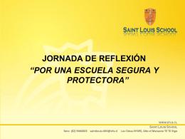 Diapositiva 1 - Bienvenidos a Saint Louis School Spa