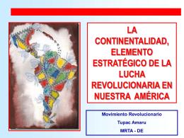Diapositiva 1 - Tupacamarista | Ideas y Luchas del Pueblo