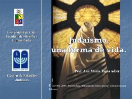 Diapositiva 1 - Bienvenido al Centro de Estudios Judaicos