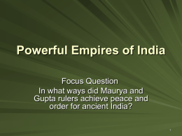 Powerful Empires of India - norrisapworld [licensed for
