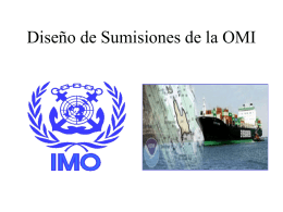 Drafting IMO Submissions: Ships' Routing and Reporting …