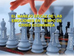 EL MANEJO EFICAZ DE LAS EMOCIONES EN TIEMPO DE …