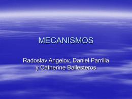 MECANISMOS - Dos Pirados