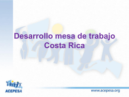 Diapositiva 1 - Plataforma RELAC