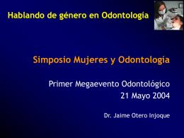 Diapositiva 1 - www.odontomarketing.com El portal