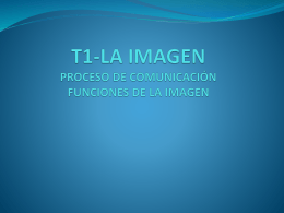 T1-LA IMAGEN
