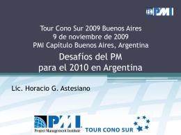 PMTOUR Buenos Aires