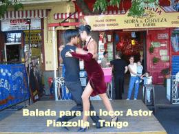 Amo a Buenos Aires, Argentina