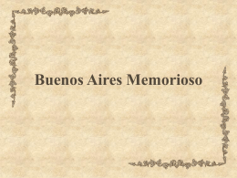 NUESTRA BUENOS AIRES