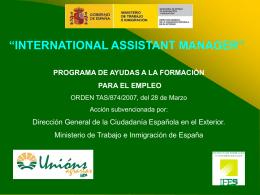 IFES EXTERIOR - P.SOCIEDAD Y EMPRESA