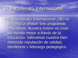 Los miembros de la comunidad de aprendizaje del BI se