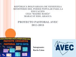 Republica Bolivariana de Venezuela ministerio del poder