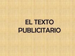 El lenguaje publicitario - Aulas de Primaria | LAS TIC EN
