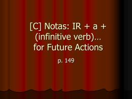 [C] IR + a
