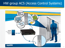 Access Control Systems presentation