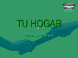 TU HOGAR - IES Jaime Gil de Biedma