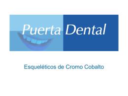 fgdfgfdgdg - Bienvenido a PuertaDental.com