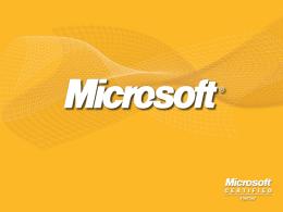 Microsoft Security - Bienvenido a ACIS | ACIS