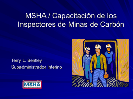 INSPECTION METHODOLOGIES